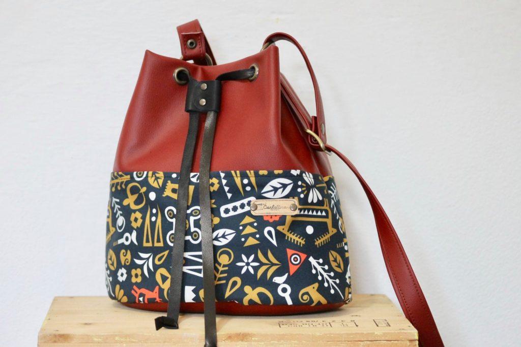 borse accessori Carlottinalab Sardegna lab Zaino Buenos Aires Mara Damiani